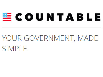 Countable - Countable makes it quick and easy to understand the laws Congress is considering. We also streamline the process of contacting your lawmaker, so you can tell them how you want them to vote on bills under consideration.