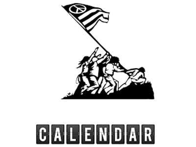 Resistance Calendar - This is happening.  Everywhere.
